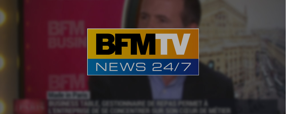 Interview Laurent gabard sur BFM TV